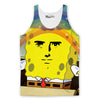 Yaranaika Square Pants Tank Top-Meme-SoScribbly