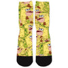 Caveman Spongebob Socks-Meme-SoScribbly