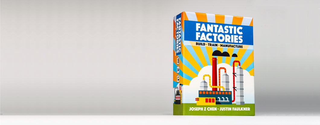 Fantastic Factories (for Kickstarter Backers only)