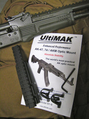 "UltiMAK AK optic mount Model M1-B ""scout"""