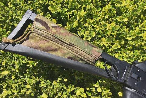 AK Triangle Stock Pouch by Rifle Dynamics