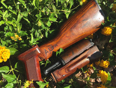 ***BACK IN STOCK!*** AK Surplus Wood Stock Set