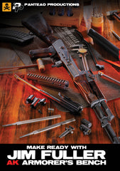 AK DVD: Armorer's Bench-- SPECIAL PRICING