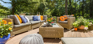 Perfect Spring Furniture for Your Patio
