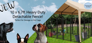 New Product Release: Pet Cage/ Storage