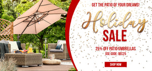 Abba Patio's Holiday Deal