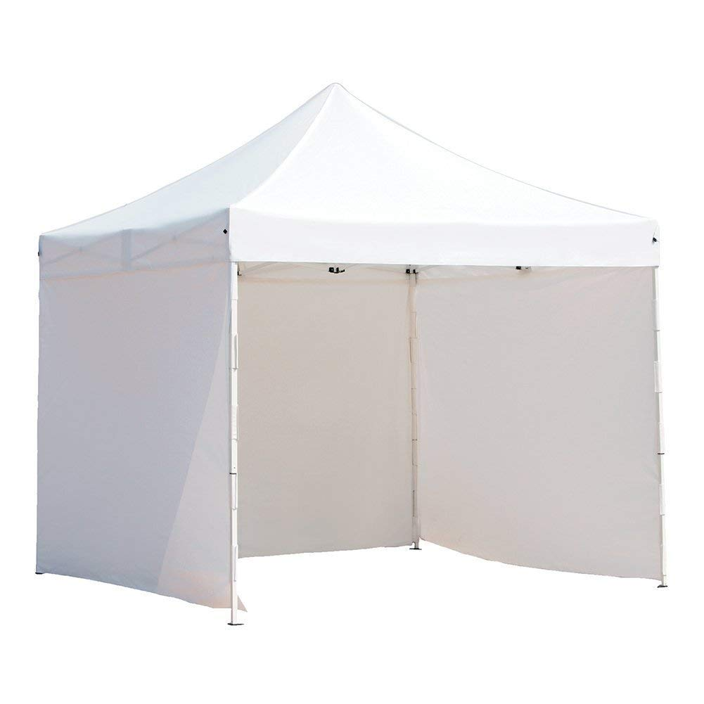 10 x 10 ft Pop Up Heavy Duty Instant Canopy , White
