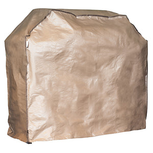 Water Resistant BBQ Grill Cover, Brown