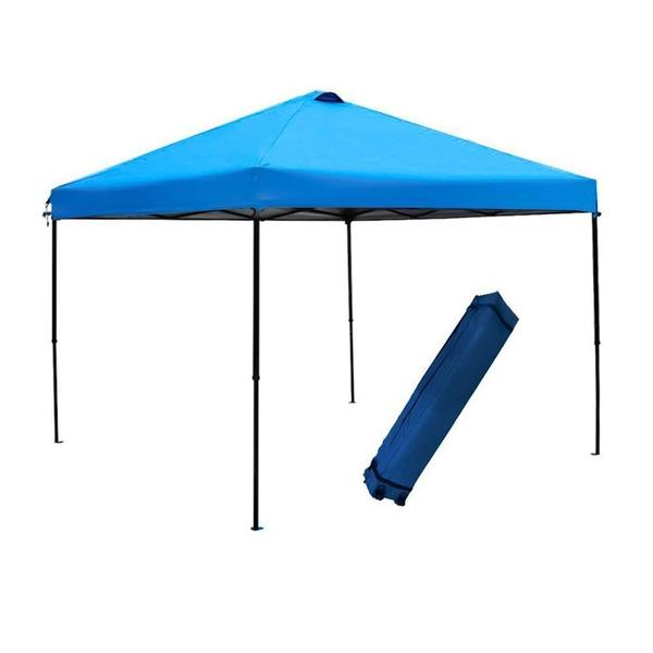 Abba Patio 10 X 10 ft Outdoor Pop Up Canopy Portable Folding Canopy Instant Shelter with Roller Bag