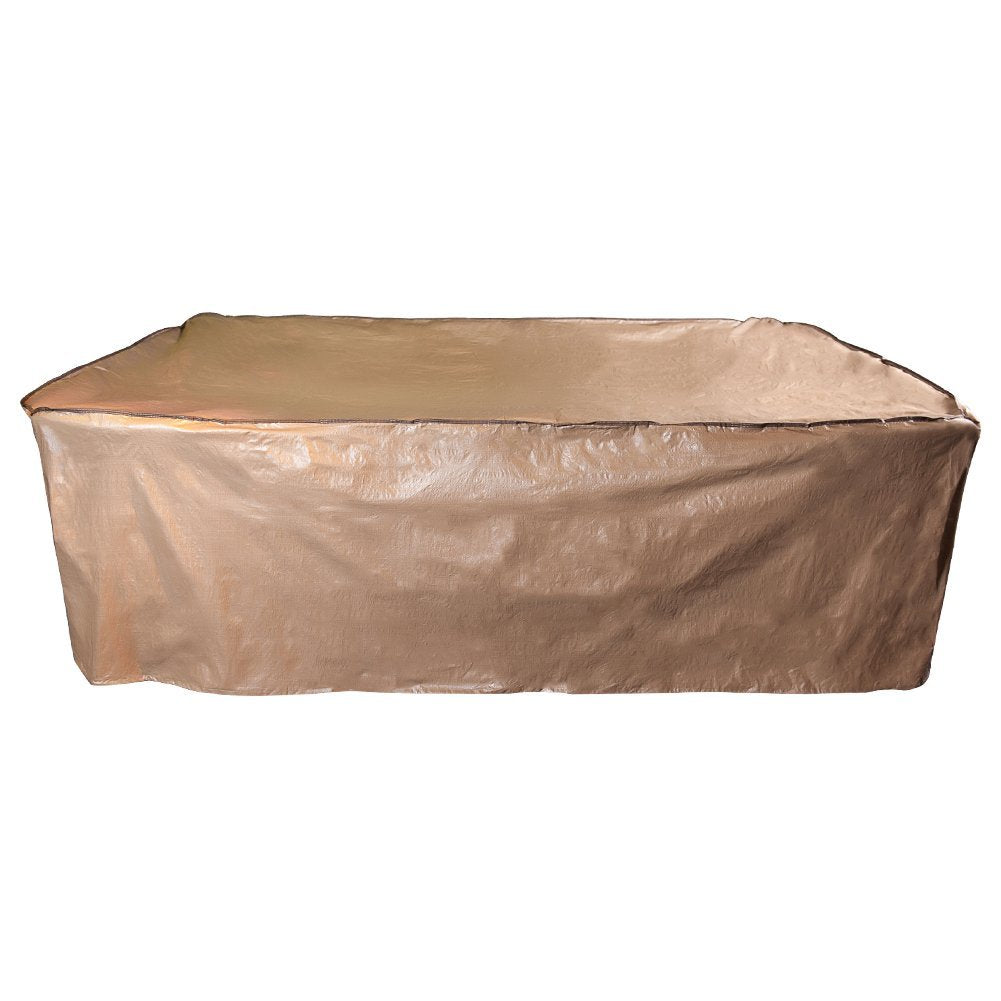 """abbapatio.com - Rectangular Table Chair Set Cover Water Resistant, 92""""L x 60""""W x 36""""H 37.99 USD"""