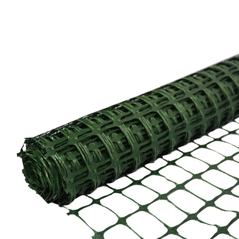 4ft. H x 100 ft. W Patio Guardian Safety Netting Fence, Green