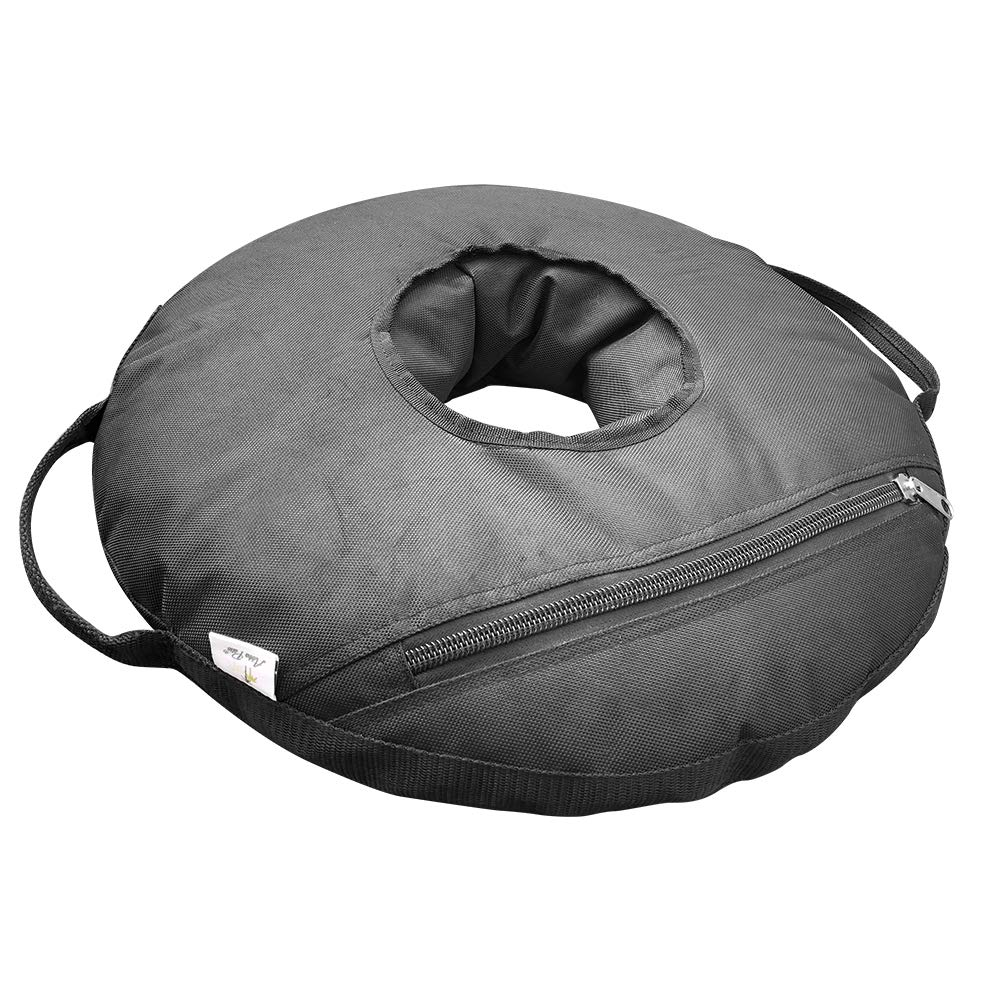Round Umbrella Base Weight Bag - Up to 55 lbs,