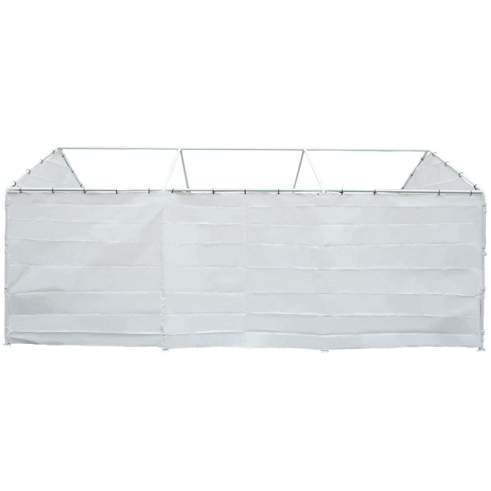 Abba Patio Replacement Cover For 12 X 20 Feet 8 Legs