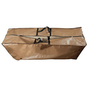 Outdoor Rectangular Cover Storage Bag, Protective Zippered Handles, 79''L x 30''W x 24''H