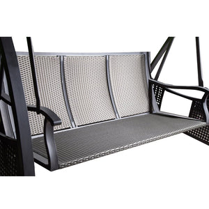 Metal Porch Swing Hammock  ( 3 Person )