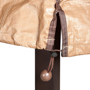 Three Seat All Weather Swing Cover