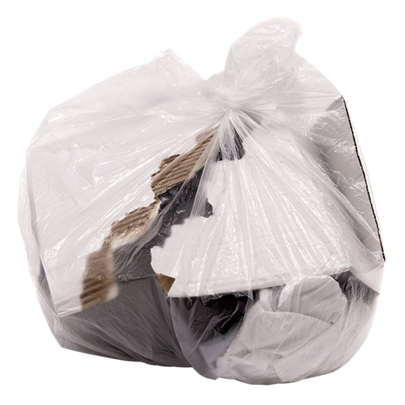 Trash Garbage Bag 400count/Clear Color 8-Gallon