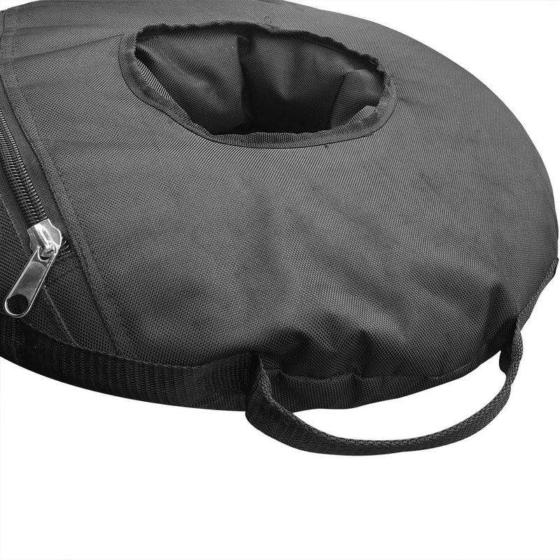 Round Umbrella Base Weight Bag