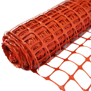 4ft. H x 100 ft. W Guardian Safety Netting, Orange