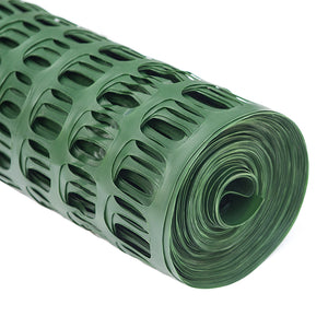 2 ft. H x 25 ft. W Feet Snow Fencing, Dark Green