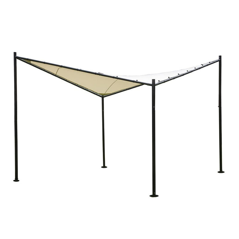 12 x 12 Feet Garden Butterfly Carports Gazebo