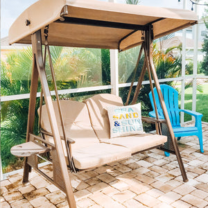 Porch Swing Hammock ( 2-Person )