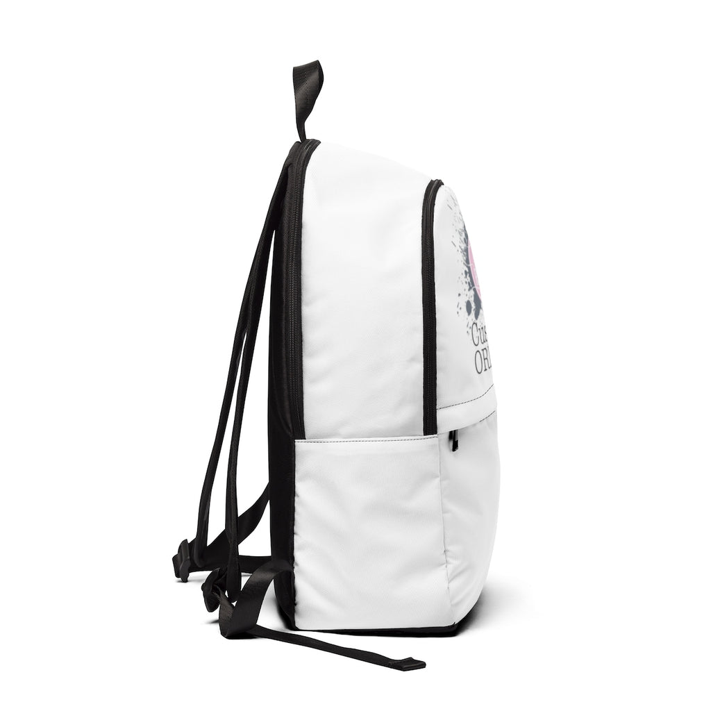 1nk Custom Imported Smooth Front Backpack