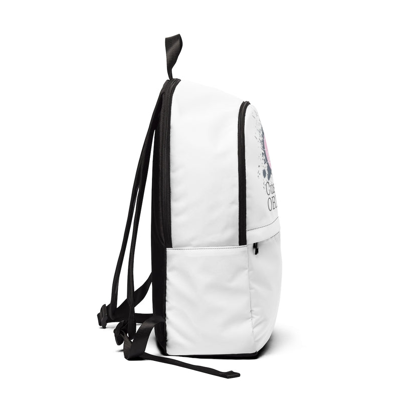 Custom Imported Smooth Front Backpack