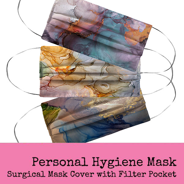Set of 3 Personal Hygiene Masks - READ FULL DESCRIPTION - Assorted