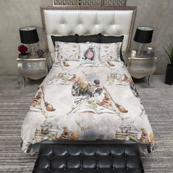 HP Inspired Mixed Media Bedding