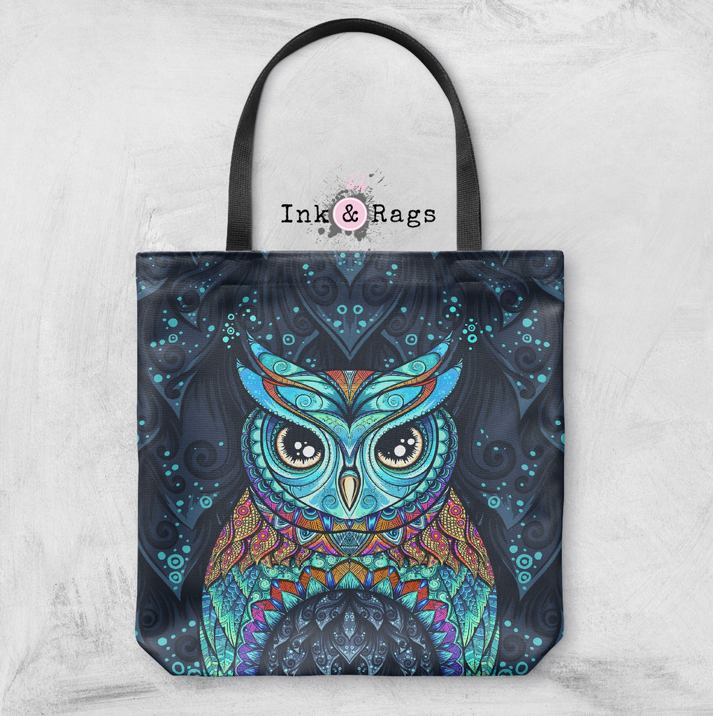 Gypsy Owl Casual Tote