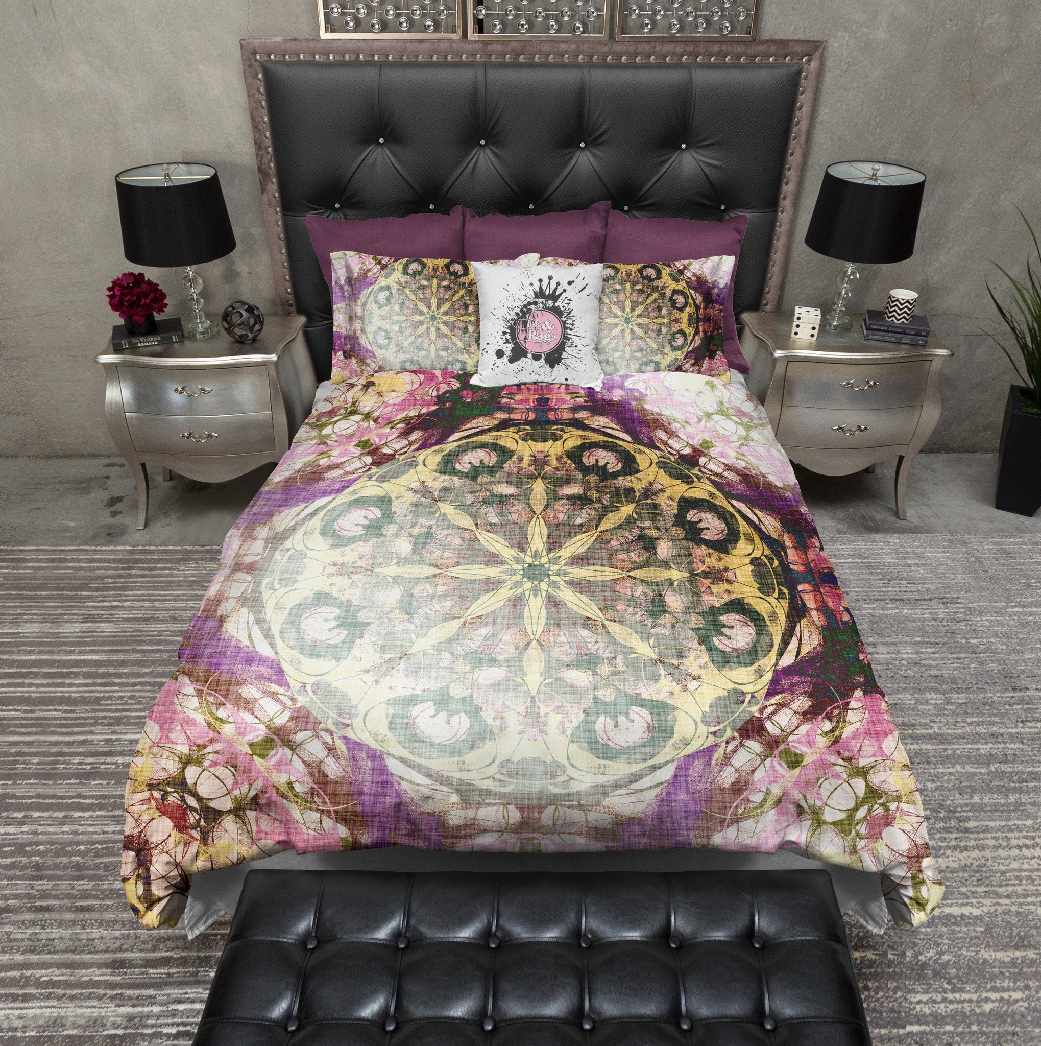 sets home with patterned ideas bedroom boho duvet covers com the other match