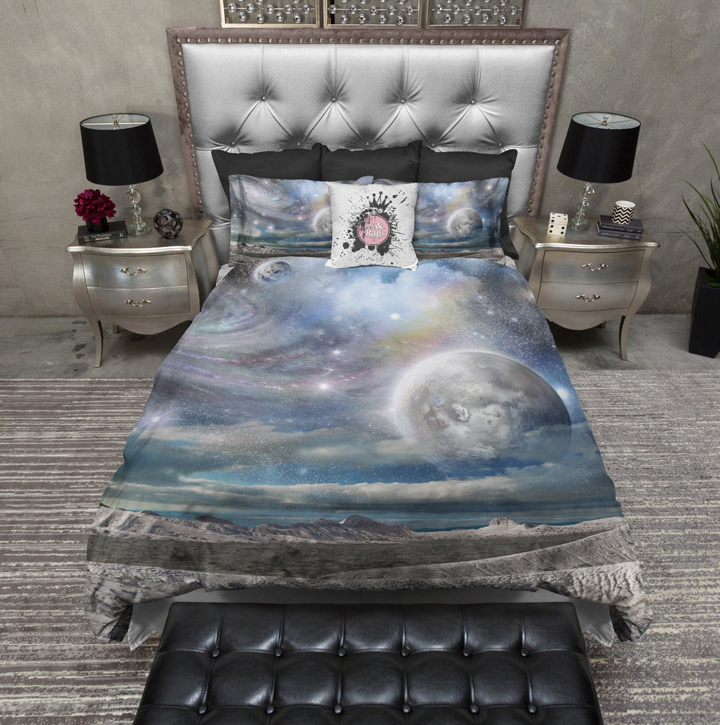Planet to Planet Galaxy Bedding Collection