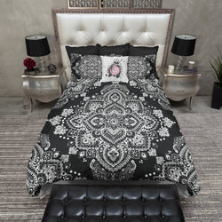 Bohemian Bandana Inspired BOHO Design Bedding