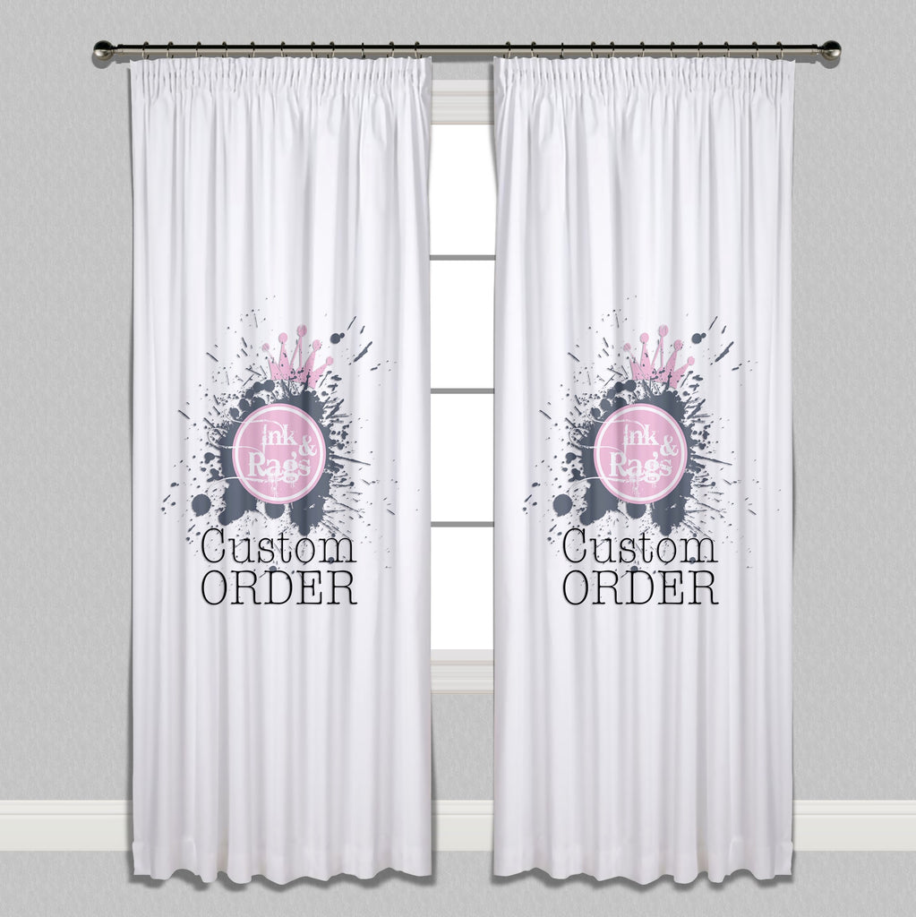 1nk Custom Curtains