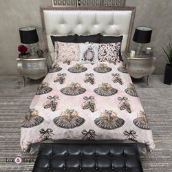 Black Swan Fashion Bedding