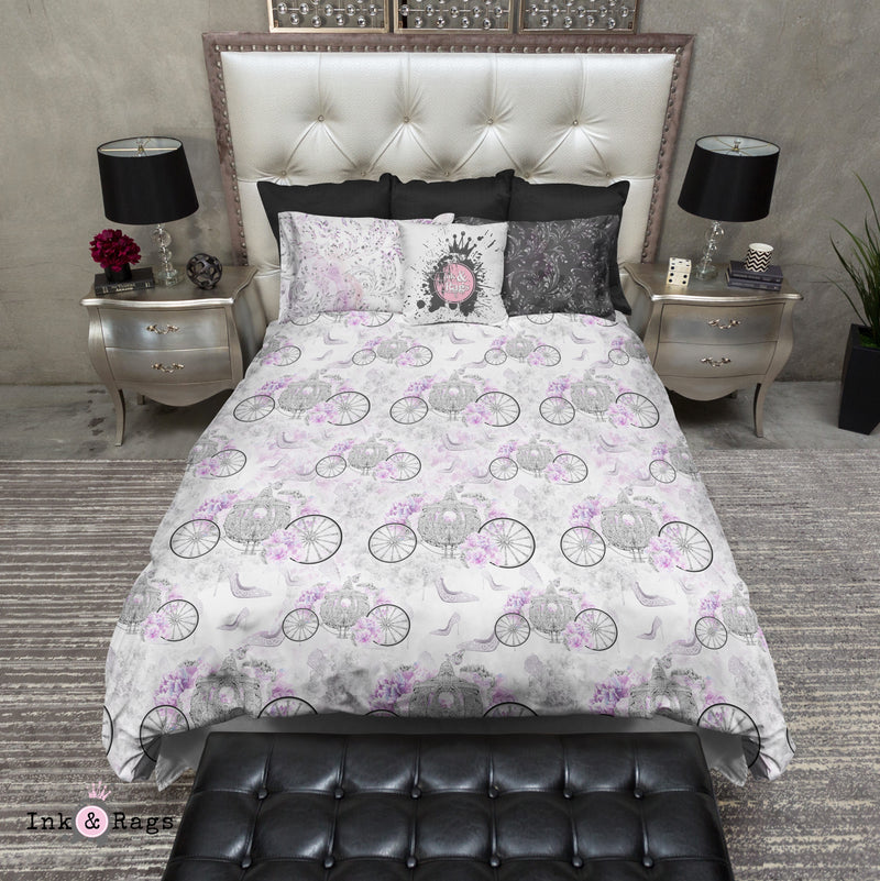 Cinderella Butterfly Fashion Bedding