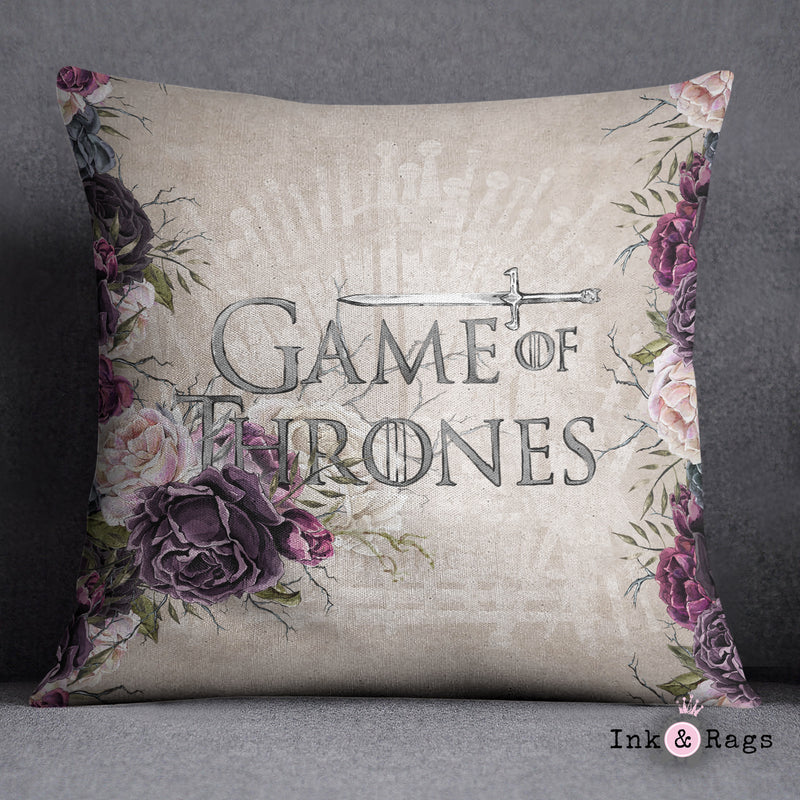 GOT Game Of Thrones Inspired Crib and Toddler Size Comforter Sets
