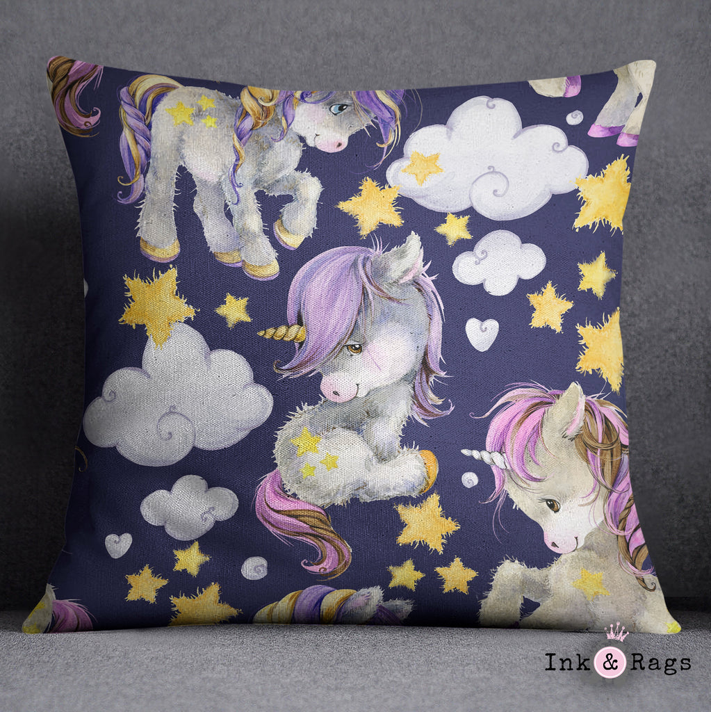 Starlight Unicorn Babies Crib and Toddler Bedding