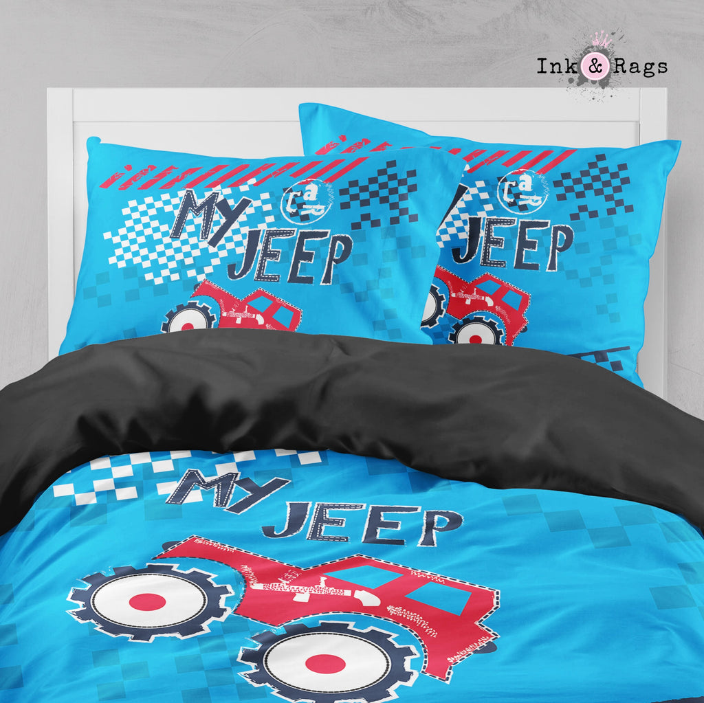 My Jeep Big Kids Bedding