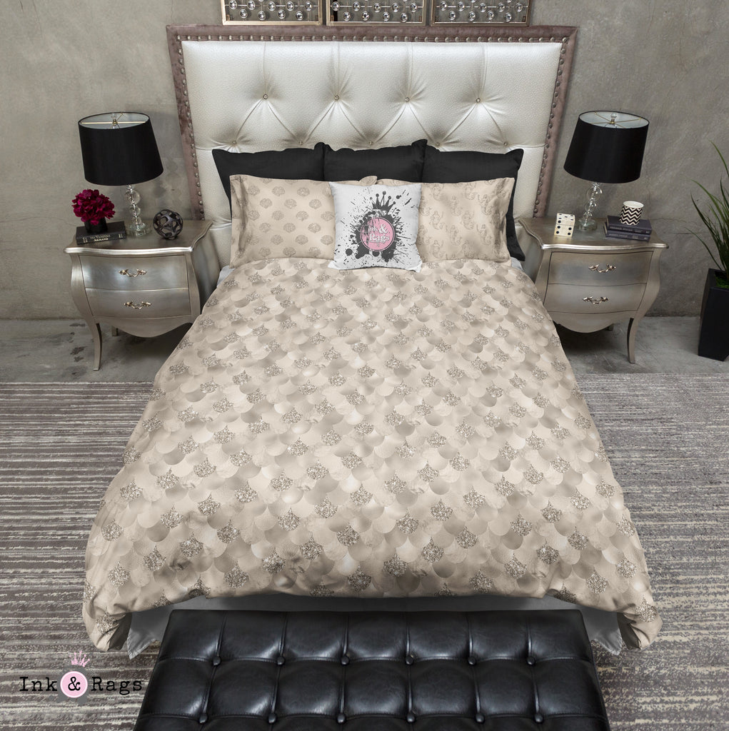 Champaign Mermaid Dreams Bedding Collection