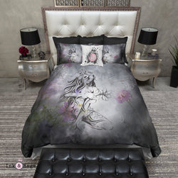 Dark Forest Fairy Bedding