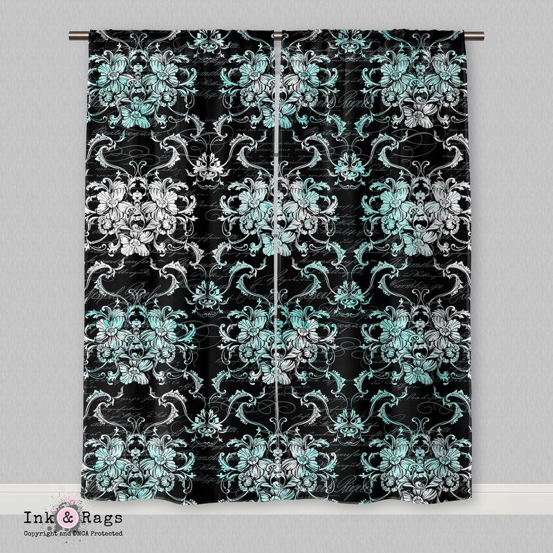 Breakfast at Tiffany Beauty and Fashion Curtains