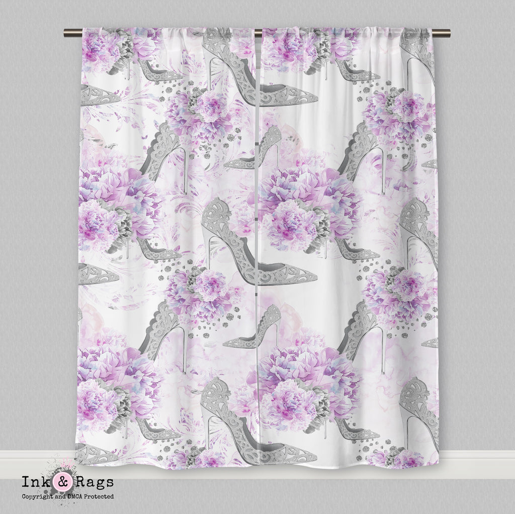 Cinderella Butterfly Fashion Curtains