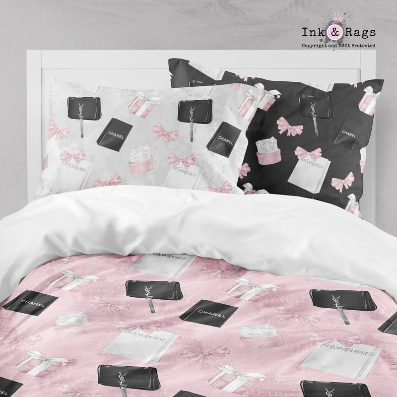 Shopping Spree Fashion Big Kids Bedding