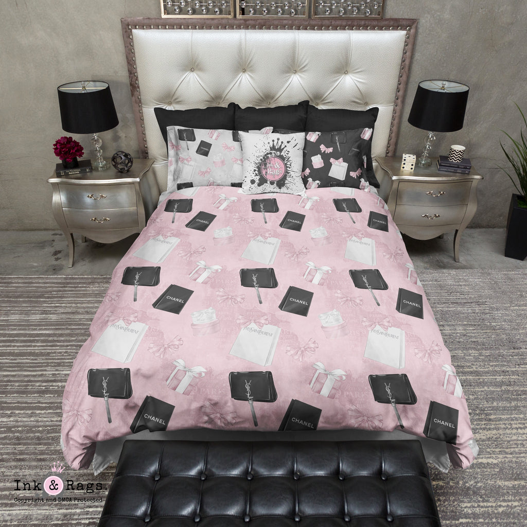 Shopping Spree Fashion Bedding