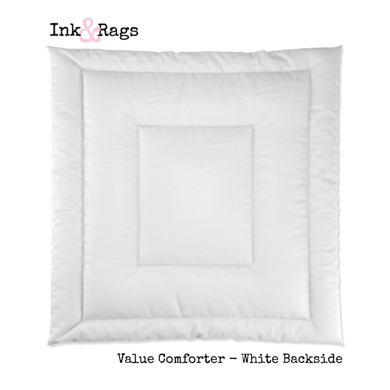 Rock n' Roll Guitar Bedding