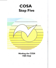 Step Five, w/COSA Voices and Questions included!