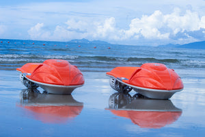Electric Body Board Allows You to Experience Fast And Furious On The Water!