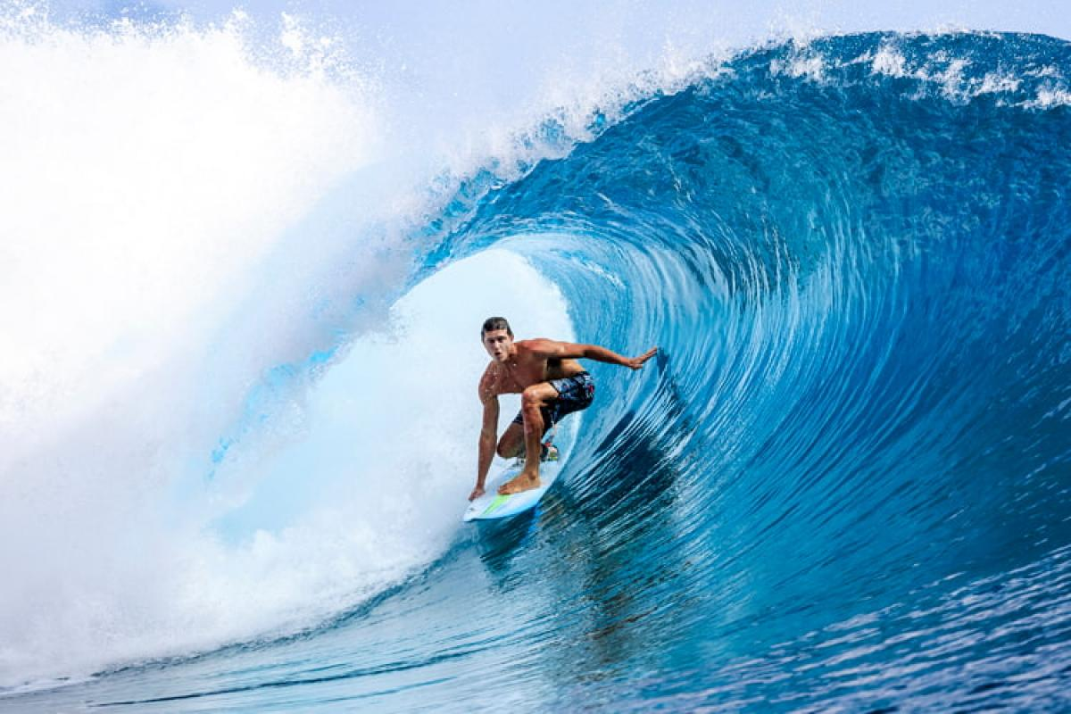 Knowledge About Surfing.